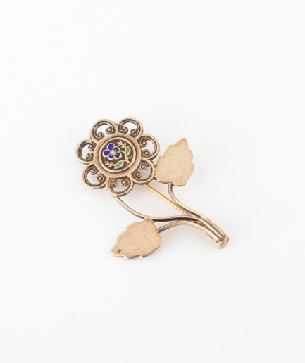Broche ancienne normande