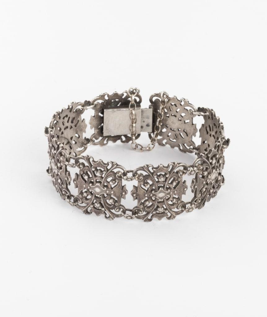 Bracelet ancien argent