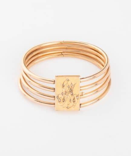 Bracelet Napoléon III Bracelet Ancien Diamant Bijoux Anciens - Caillou Paris