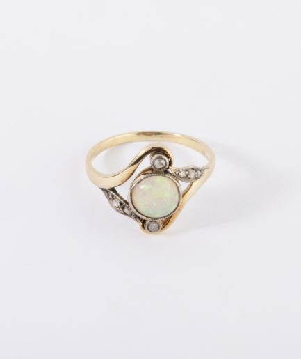 Bague opale Art nouveau product Bijoux Anciens - Caillou Paris