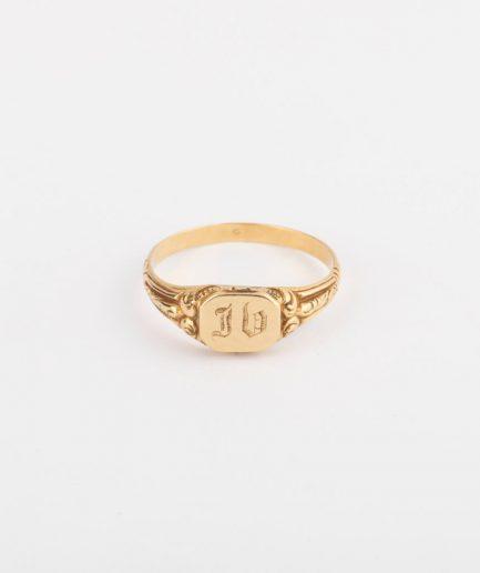 Chevalière ancienne product Bijoux Anciens - Caillou Paris