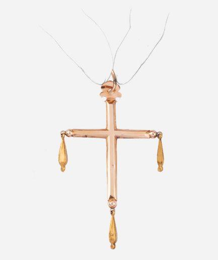 Croix de Bourges porter