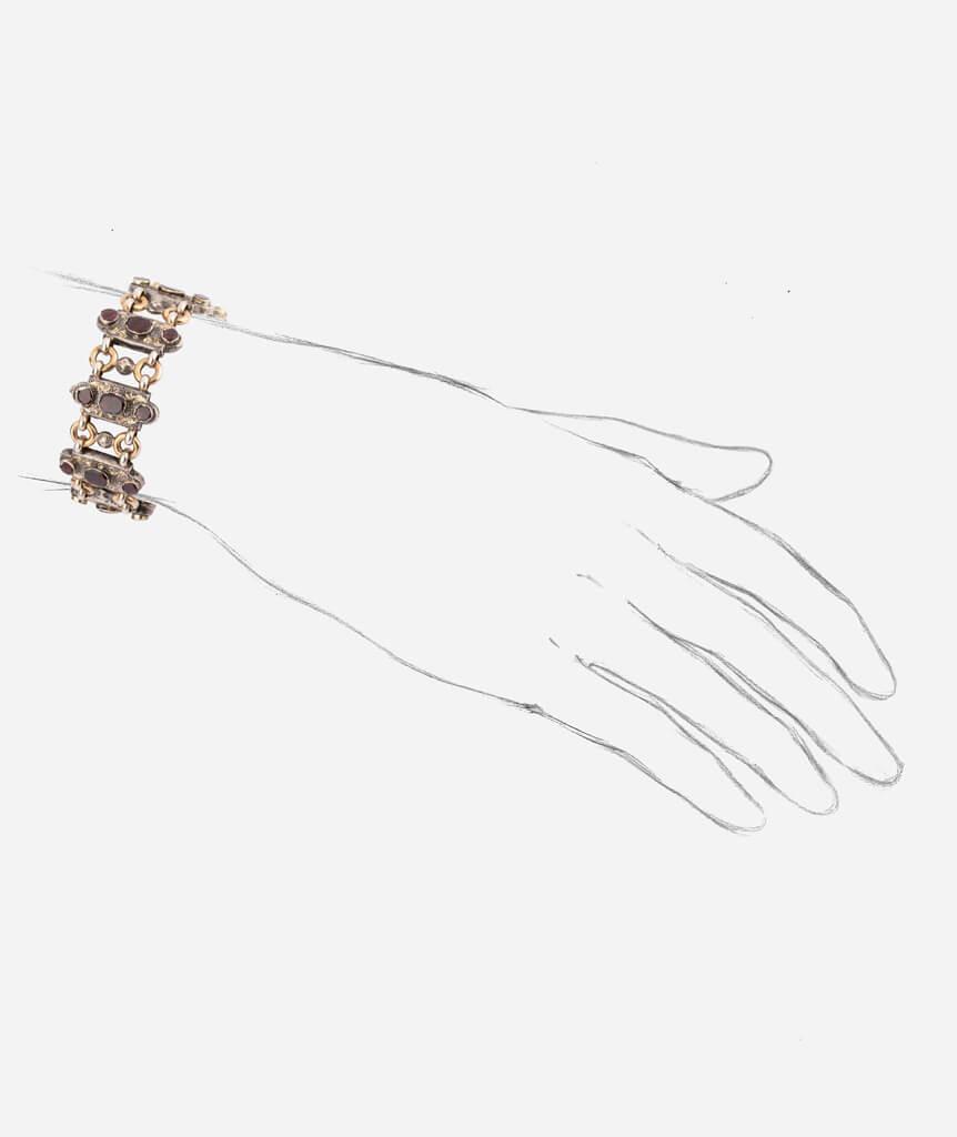 Bracelet Granato porter