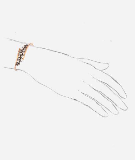 Bracelet Flos porter