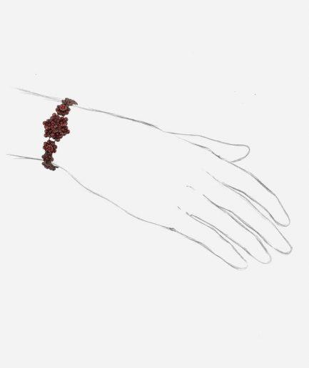 Bracelet Dahlia porter