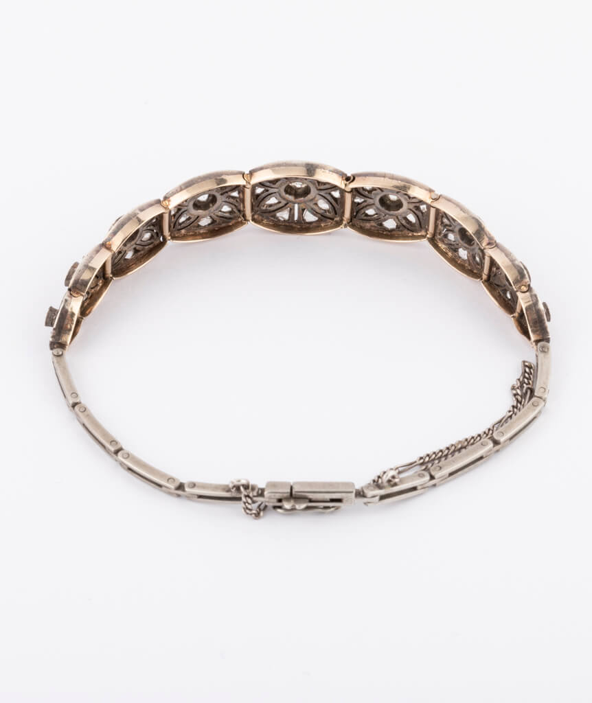 Bracelet DRYADE dos