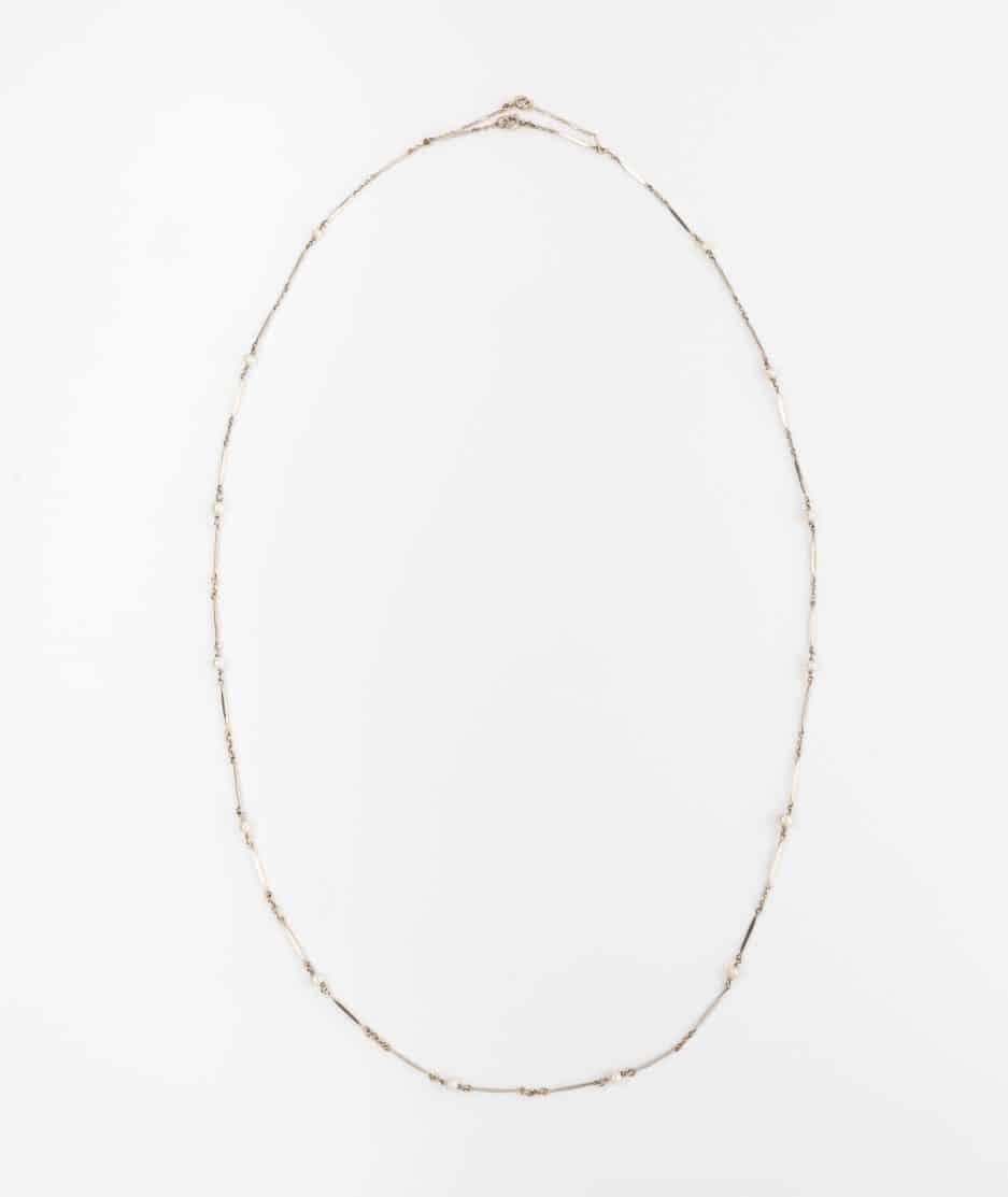 """Collier ancien perles """"Guirlande"""""""