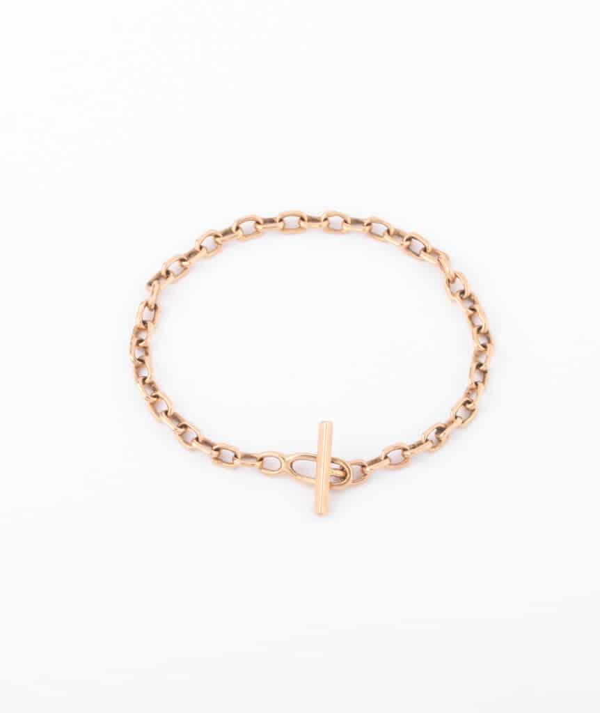 "Bracelet ancien or ""Angada"""
