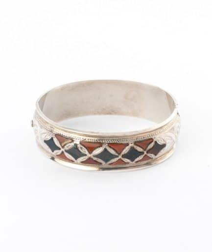"""Bracelet ancien argent """"Blaine"""" product Bijoux Anciens - Caillou Paris"""