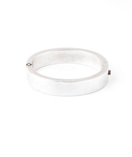 """Manchette ancienne argent """"Aranrod"""" Bracelet Ancien Argent Bijoux Anciens - Caillou Paris"""