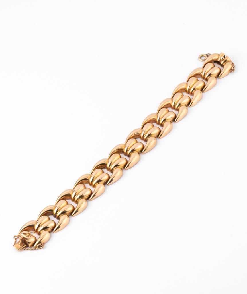 Caillou Paris - Bracelet Tank Chika longueur
